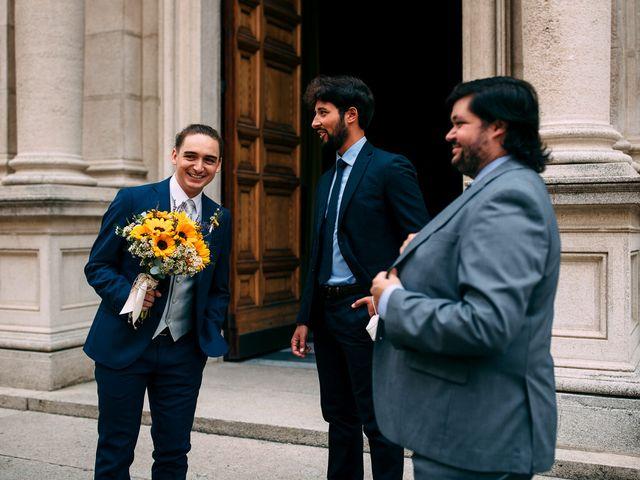Il matrimonio di Samuele e Michela a Arenzano, Genova 33