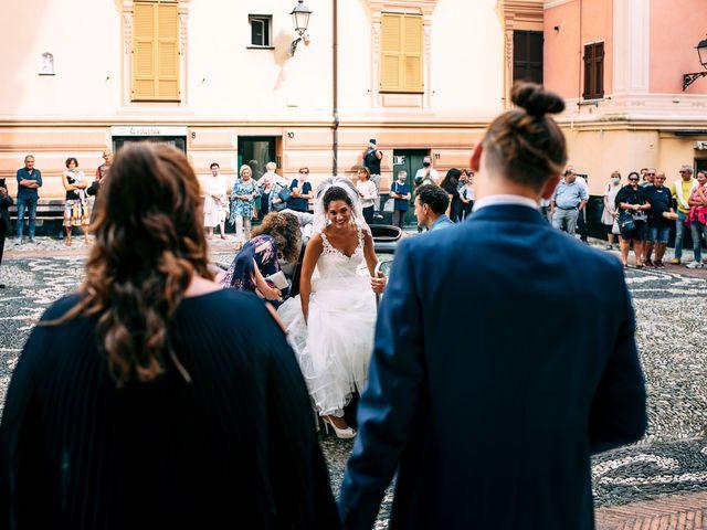 Il matrimonio di Samuele e Michela a Arenzano, Genova 37