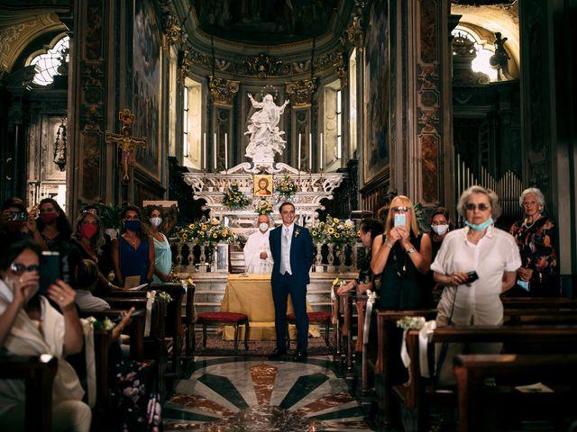 Il matrimonio di Samuele e Michela a Arenzano, Genova 41