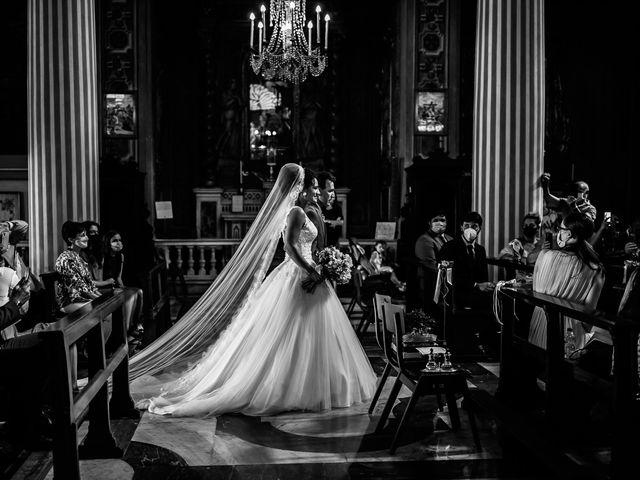 Il matrimonio di Samuele e Michela a Arenzano, Genova 42