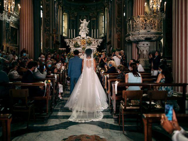 Il matrimonio di Samuele e Michela a Arenzano, Genova 43