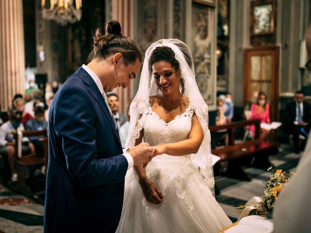 Il matrimonio di Samuele e Michela a Arenzano, Genova 44