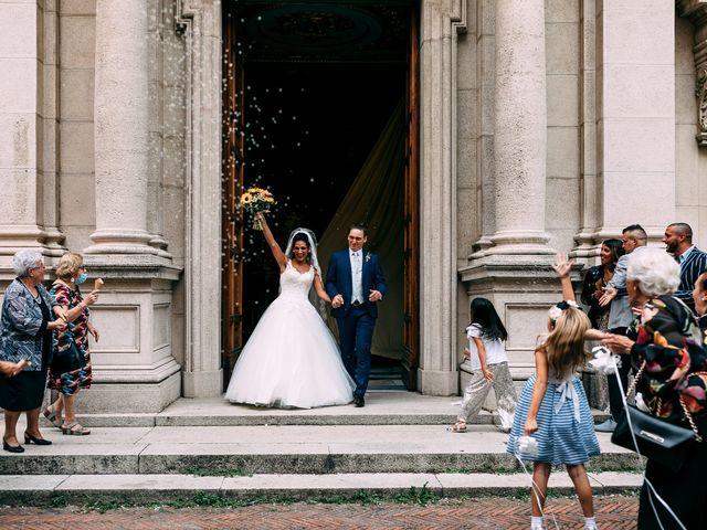 Il matrimonio di Samuele e Michela a Arenzano, Genova 46