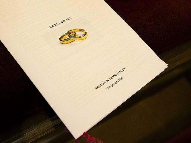 Il matrimonio di Andrea e Erika a Comignago, Novara 5