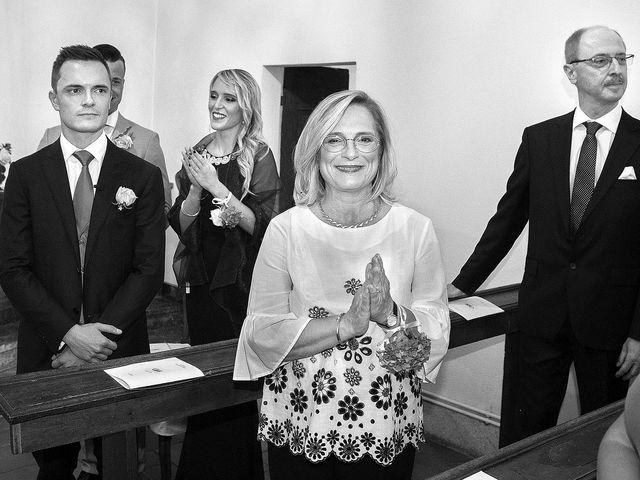 Il matrimonio di Andrea e Erika a Comignago, Novara 12
