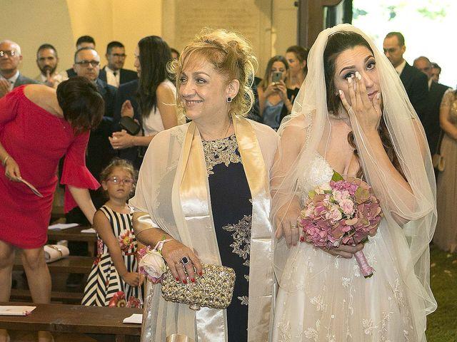 Il matrimonio di Andrea e Erika a Comignago, Novara 13