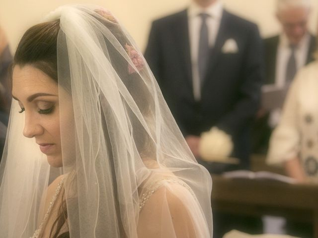 Il matrimonio di Andrea e Erika a Comignago, Novara 16