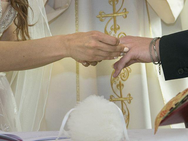 Il matrimonio di Andrea e Erika a Comignago, Novara 18