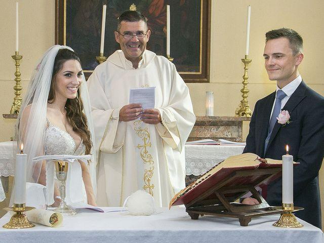 Il matrimonio di Andrea e Erika a Comignago, Novara 19
