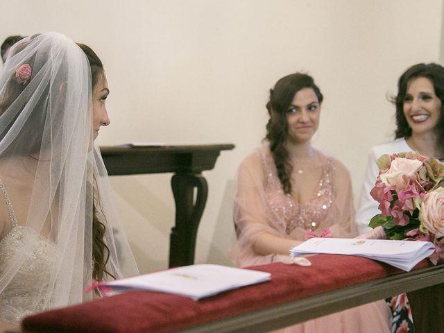 Il matrimonio di Andrea e Erika a Comignago, Novara 23