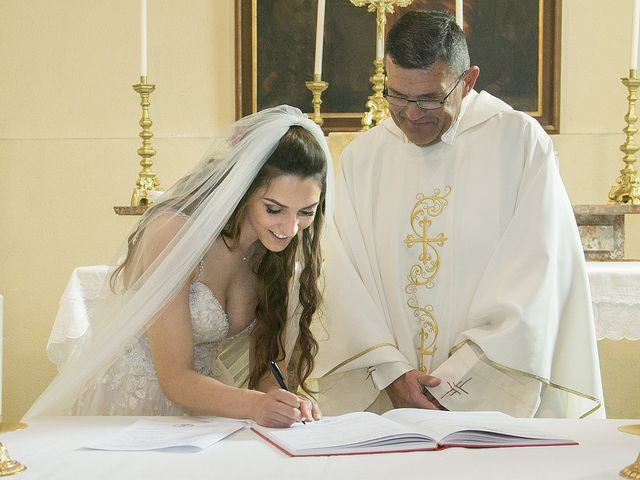 Il matrimonio di Andrea e Erika a Comignago, Novara 25