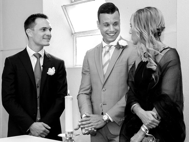 Il matrimonio di Andrea e Erika a Comignago, Novara 26