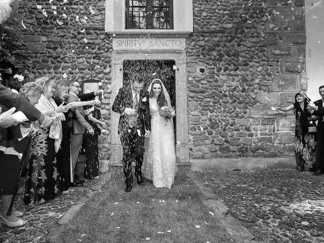 Il matrimonio di Andrea e Erika a Comignago, Novara 30