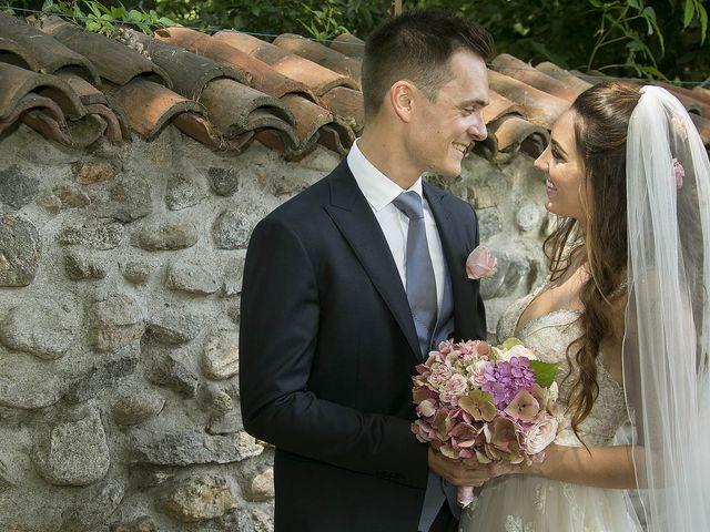 Il matrimonio di Andrea e Erika a Comignago, Novara 34