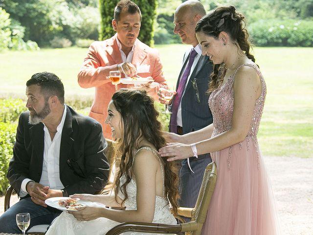 Il matrimonio di Andrea e Erika a Comignago, Novara 38