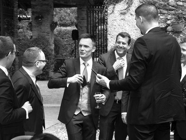 Il matrimonio di Andrea e Erika a Comignago, Novara 45