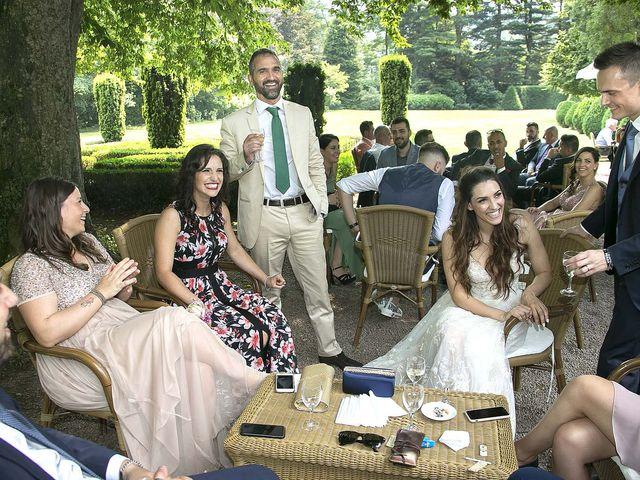 Il matrimonio di Andrea e Erika a Comignago, Novara 50