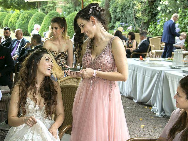 Il matrimonio di Andrea e Erika a Comignago, Novara 51