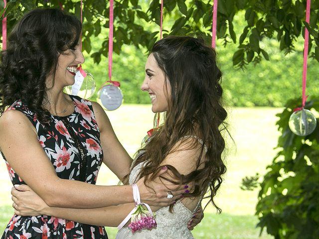 Il matrimonio di Andrea e Erika a Comignago, Novara 53