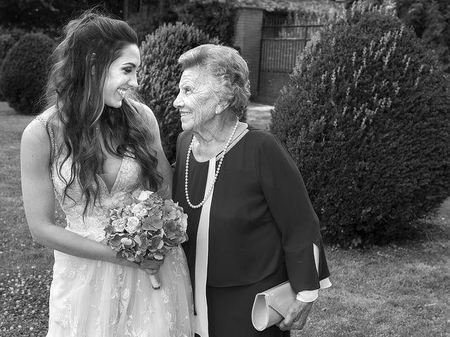 Il matrimonio di Andrea e Erika a Comignago, Novara 57