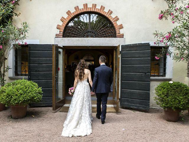 Il matrimonio di Andrea e Erika a Comignago, Novara 59