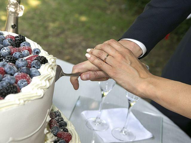 Il matrimonio di Andrea e Erika a Comignago, Novara 64