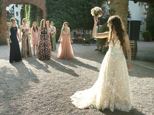 Il matrimonio di Andrea e Erika a Comignago, Novara 69