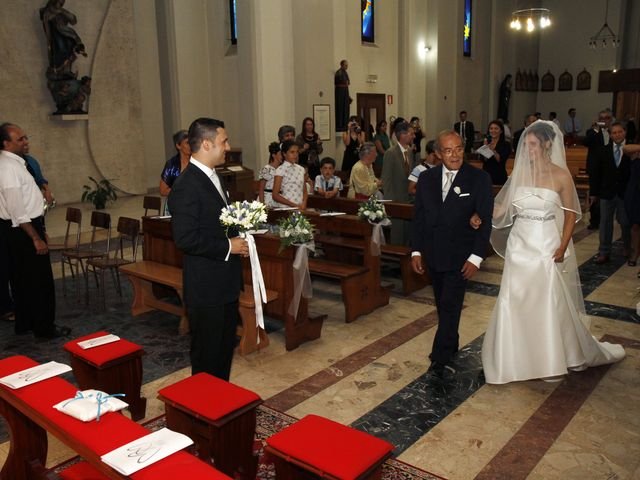 Il matrimonio di Matteo e Benedetta a Novi Ligure, Alessandria 20