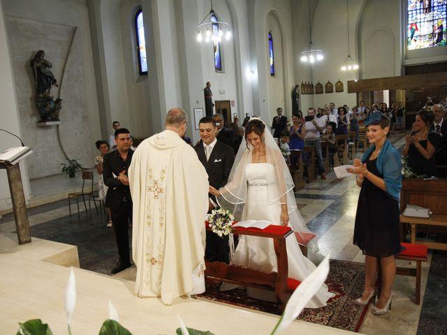 Il matrimonio di Matteo e Benedetta a Novi Ligure, Alessandria 32