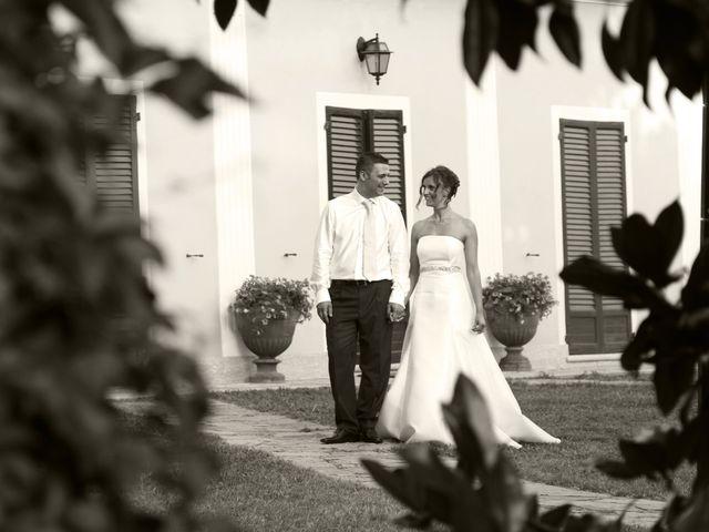 Il matrimonio di Matteo e Benedetta a Novi Ligure, Alessandria 79