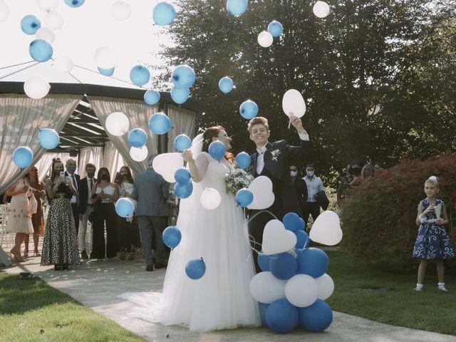 Il matrimonio di Alessandra e Arianna a Nembro, Bergamo 13