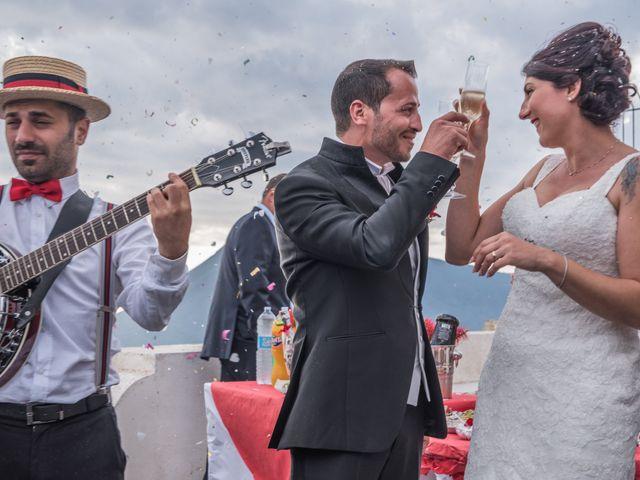 Il matrimonio di Nino e Lisa a Lipari, Messina 12