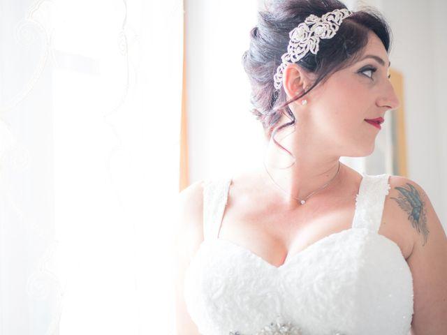 Il matrimonio di Nino e Lisa a Lipari, Messina 13