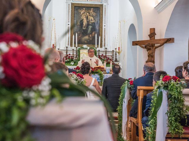 Il matrimonio di Nino e Lisa a Lipari, Messina 15