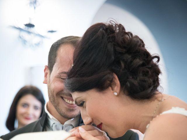 Il matrimonio di Nino e Lisa a Lipari, Messina 17
