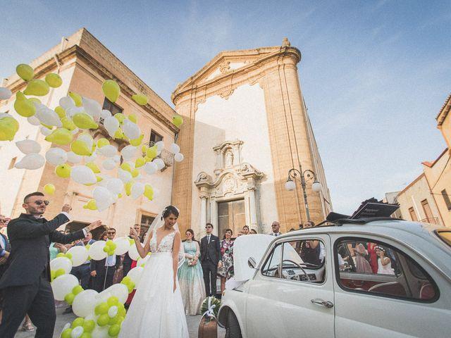 Il matrimonio di Vito e Deborah a Mazara del Vallo, Trapani 18
