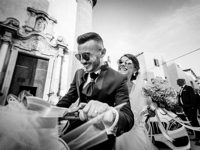 Le nozze di Deborah e Vito