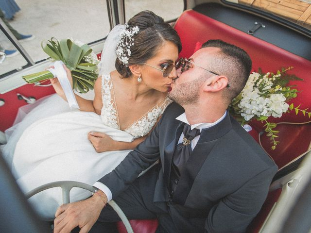 Il matrimonio di Vito e Deborah a Mazara del Vallo, Trapani 19