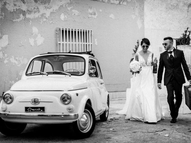 Il matrimonio di Vito e Deborah a Mazara del Vallo, Trapani 20