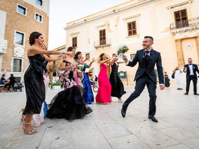 Il matrimonio di Vito e Deborah a Mazara del Vallo, Trapani 22