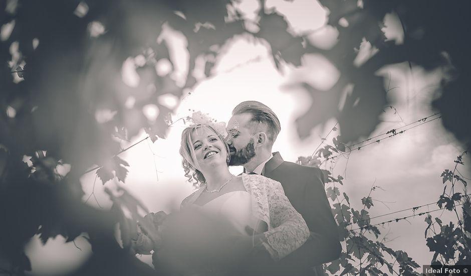 Il matrimonio di Mattia e Francesca a Rocchetta Tanaro, Asti