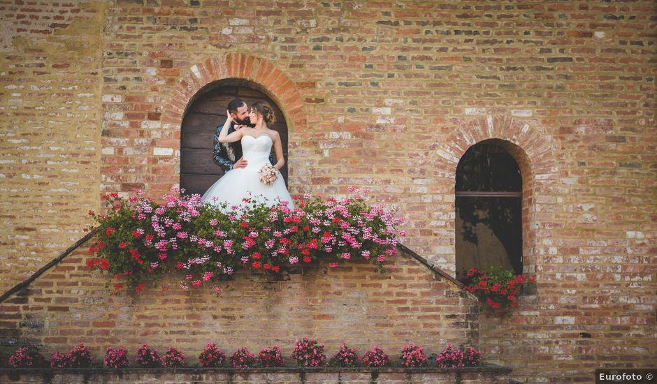 Il matrimonio di Pietro e Ambra a Trino, Vercelli