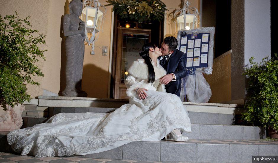 Il matrimonio di Emanuele e Debora a Torrazza Piemonte, Torino