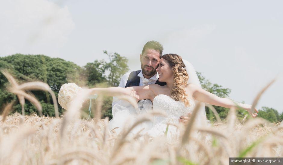 Il matrimonio di Giuseppe e Alessandra a Osio Sotto, Bergamo
