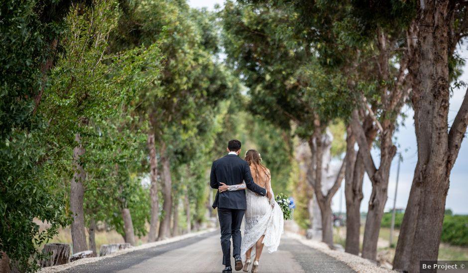 Il matrimonio di Silvia e Urbano a Lecce, Lecce