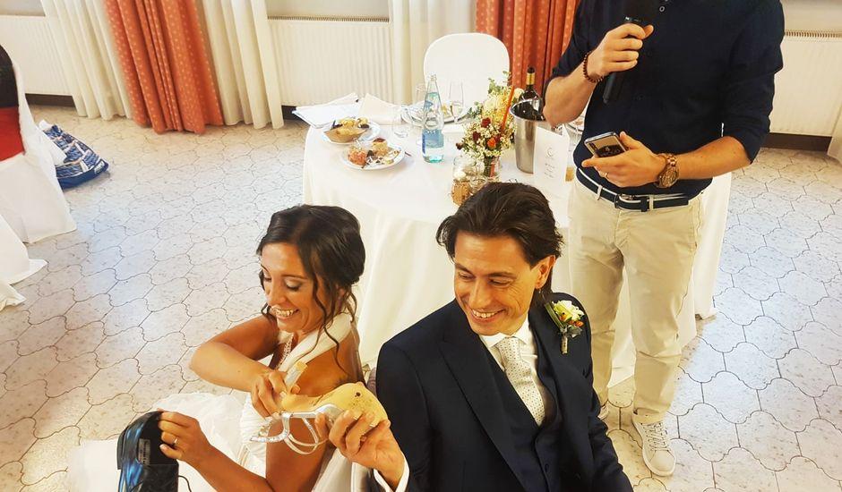 Il matrimonio di Alessio e Valentina a Senigallia, Ancona