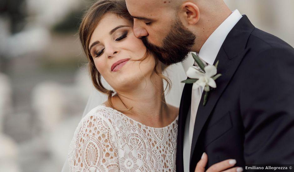Il matrimonio di Giordano e Fabiana a Roma, Roma