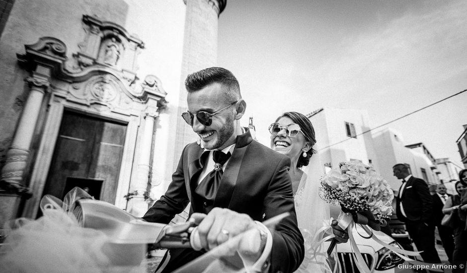 Il matrimonio di Vito e Deborah a Mazara del Vallo, Trapani