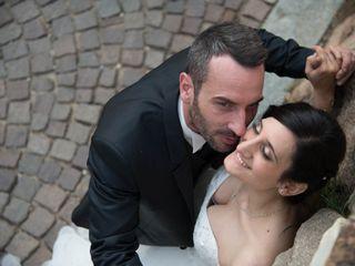 Le nozze di Corinna e Nicola