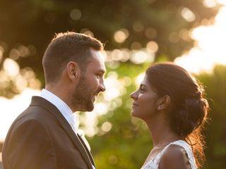 Le nozze di Giorgio  e Sunitha
